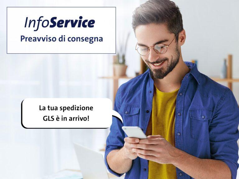 Con GLS servizi personalizzati!