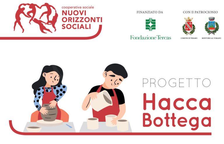 Al via Haccabottega: il progetto rivolto a persone adulte con diverse abilità di Teramo e Montorio