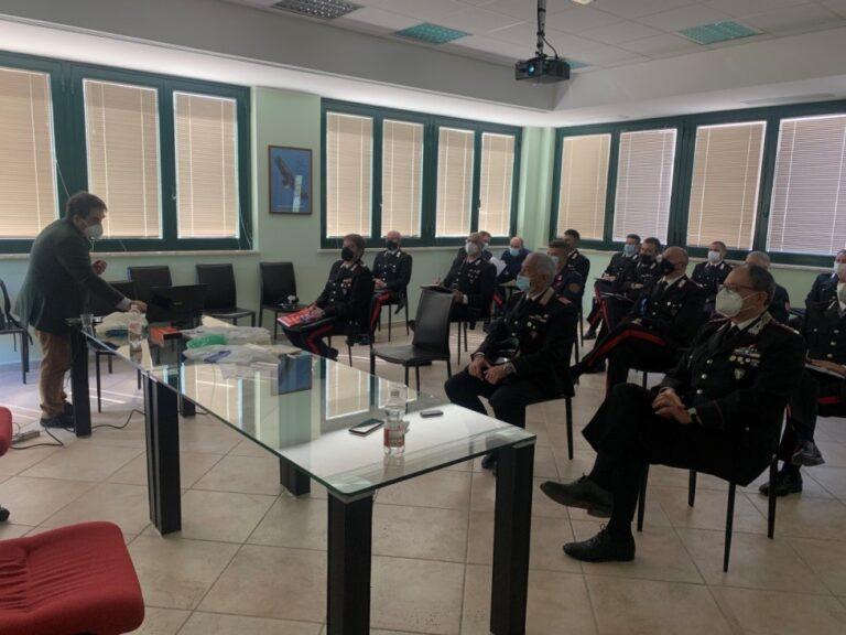 Carabinieri Forestale: formazione e collaborazione per la lotta alle plastiche fuorilegge