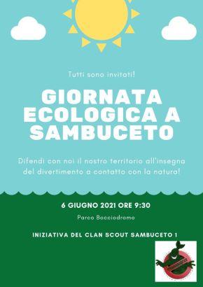 Giornata Ecologica a San Giovanni Teatino con il Clan Scout Sambuceto 1