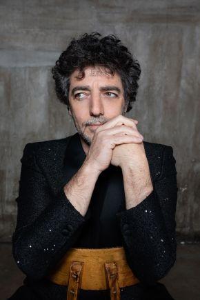 Max Gazzè in concerto in piazza San Tommaso di Ortona per la rassegna Non Solo Blues
