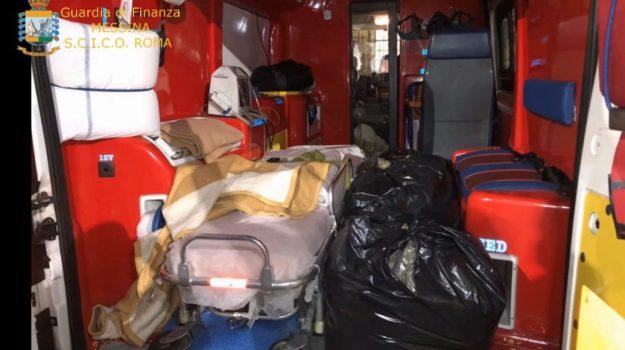 Carichi di droga dalla Sicilia a Pescara sulle ambulanze per eludere le zone rosse: coinvolto il clan Spinelli