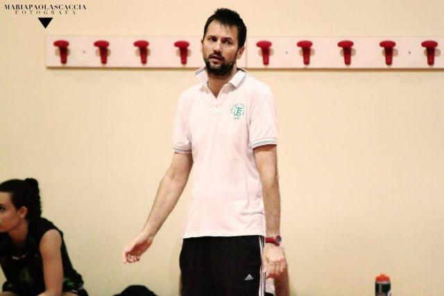 Un innesto di prestigio per lo staff della Pallavolo Teatina: Paolo Gattimolo
