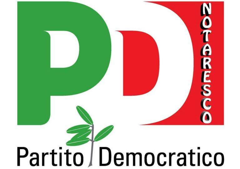 Notaresco, PD contro Di Bonaventura: 'le diatribe in maggioranza non dipendono da noi'