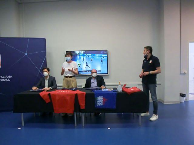Collaborazione tra Federazione Italiana Giuoco Handball e Liceo Maior