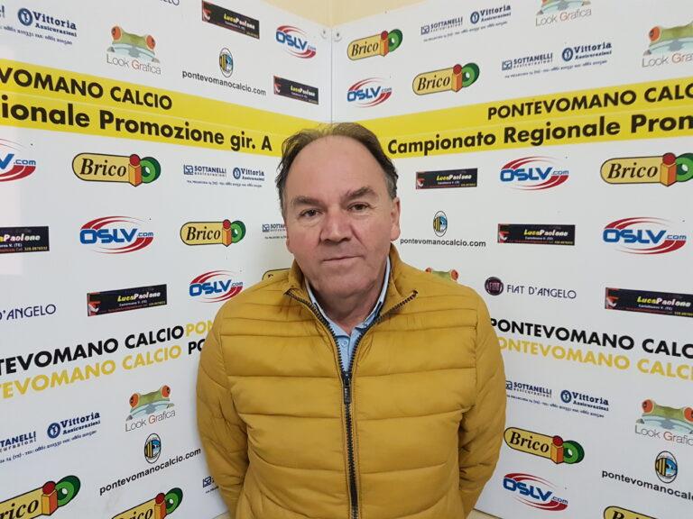 Eccellenza, il presidente del Pontevomano rassegna le dimissioni