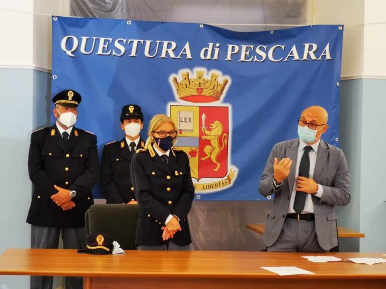 Pescara, pesta il fidanzato della ex: denuncia e daspo Willy per un giovane e suo fratello