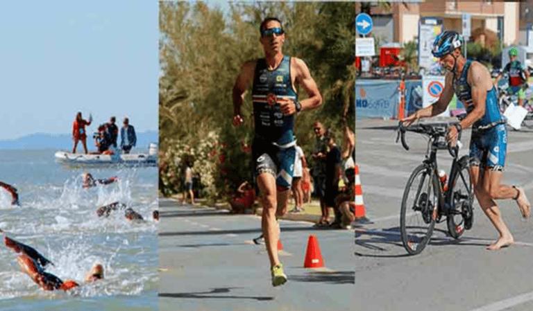 Alba Adriatica, triathlon olimpico: ecco come cambia la viabilità