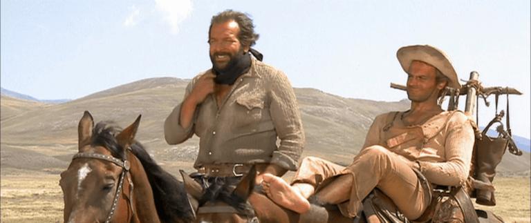 """""""Continuavano a chiamarlo Trinità"""": Terence Hill torna a Campo Imperatore a 50 anni dal film"""