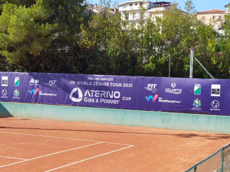 Tennis, a Pescara 2 tornei ITF
