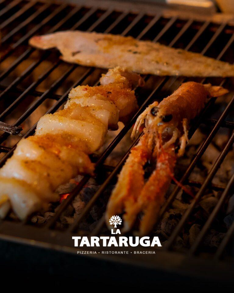 CHALET LA TARTARUGA , cucina innovativa con materie prime di estrema qualità