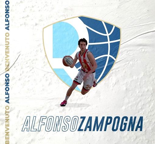 Basket, primo nuovo acquisto in casa Liofilchem Roseto: preso il play Zampogna