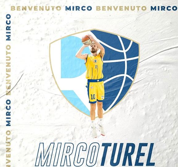 Basket, la Liofilchem Roseto prende Mirco Turel: ex Chieti e Nazionale azzurro giovanile