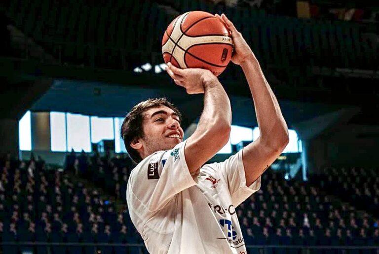 Basket, Alessandro Bonci rinforza la Teramo a Spicchi