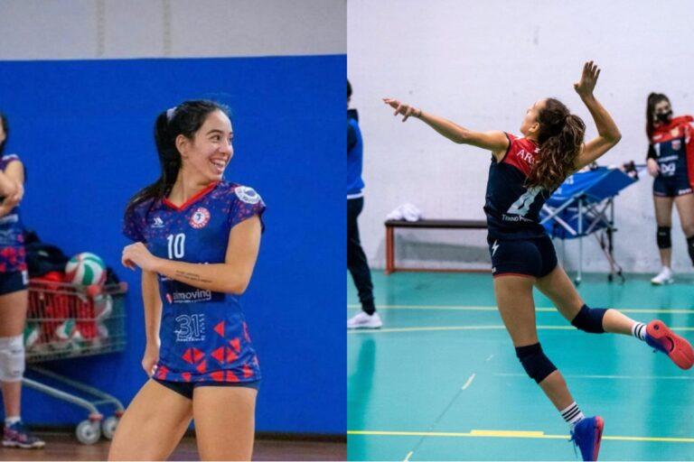 Volley B2/F, le sorelle Di Diego alla Futura Teramo