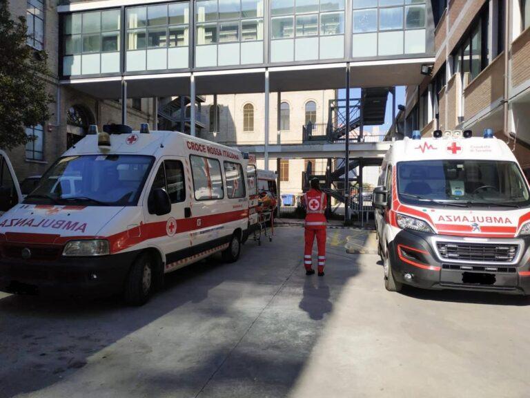 """Teramo, Croce Rossa a rischio chiusura: """"Non c'è una sede, ma dobbiamo andare via"""""""