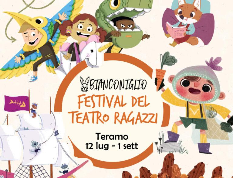 Teramo, per Natura Indomita spazio al Teatro Ragazzi: gli appuntamenti