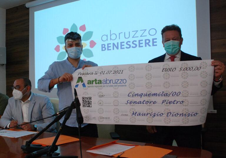 Abruzzo regione del benessere: ecco il logo che ha vinto il concorso di idee VIDEO