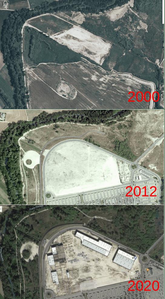 Consumo di suolo, dati critici per l'Abruzzo dal rapporto ISPRA