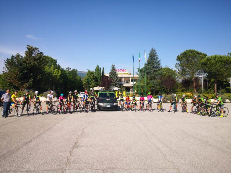 Mountain bike, trasferta pugliese per l'Asd Moreno Di Biase alla Cross Country dei Monti Dauni