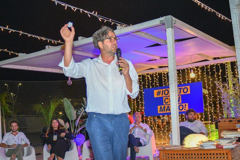 Elezioni Roseto, presentazione dello Spazio Civico di Mario Nugnes