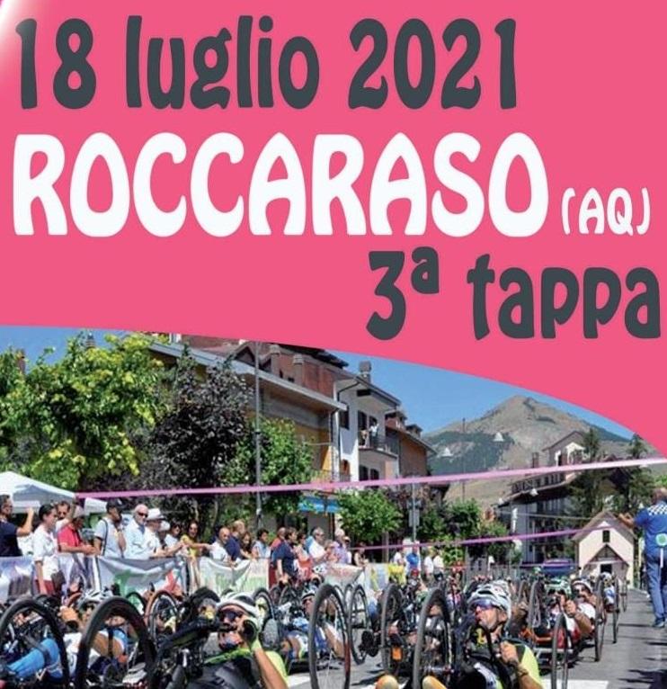 Sport paralimpico, a Roccaraso torna il grande connubio Pedale Sulmonese-Giro Handbike