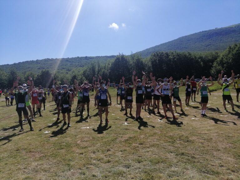 Podismo, seconda edizione col segno più per il Gran Sasso Trail a Prati di Tivo