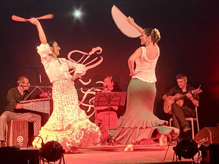 Martinsicuro apprezza la serata dedicata al flamenco FOTO
