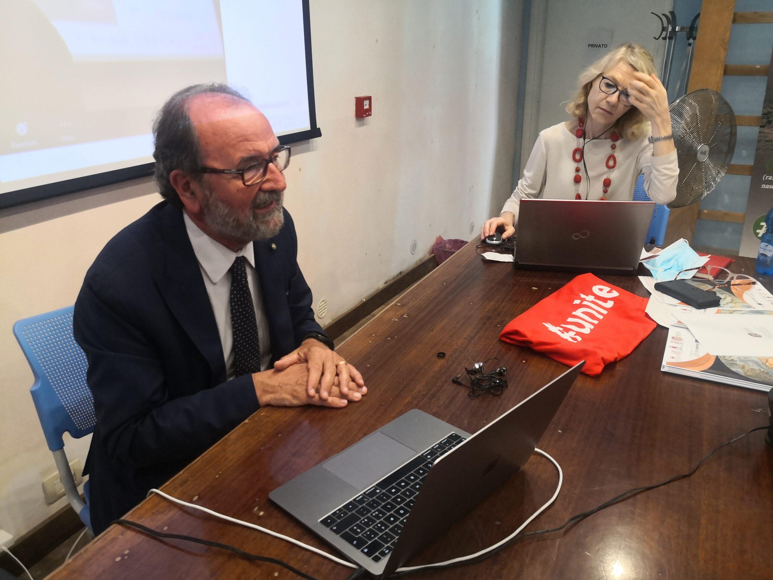 La Carta di Teramo, tutti gli interventi del convegno a Lampedusa
