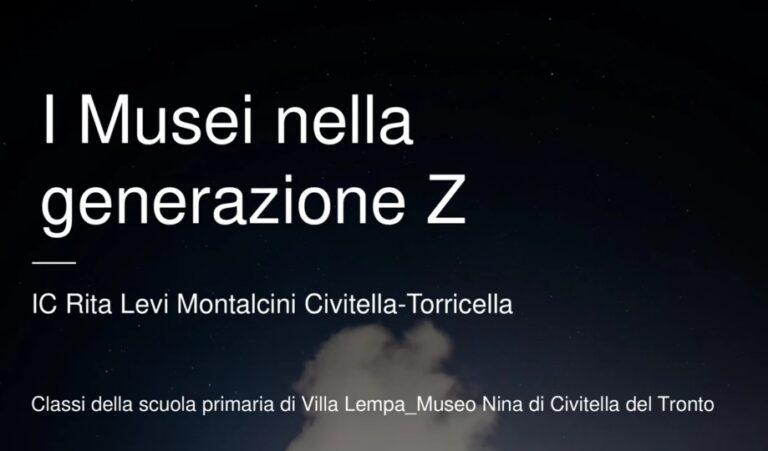 Civitella del Tronto, presentata l'app creata dai bambini del museo Nina
