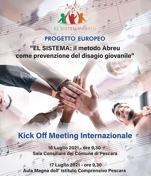 Pescara, nasce un progetto europeo per realizzare un coro e un'orchestra con ragazzi dei quartieri disagiati