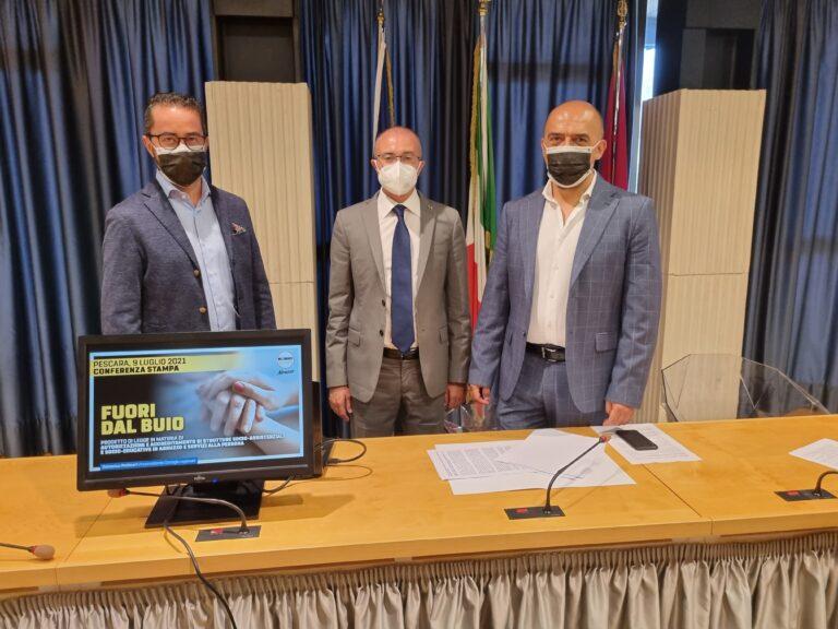 """Strutture socio-assistenziali in Abruzzo. Proposta di legge per eliminare """"caos normativo"""" VIDEO"""