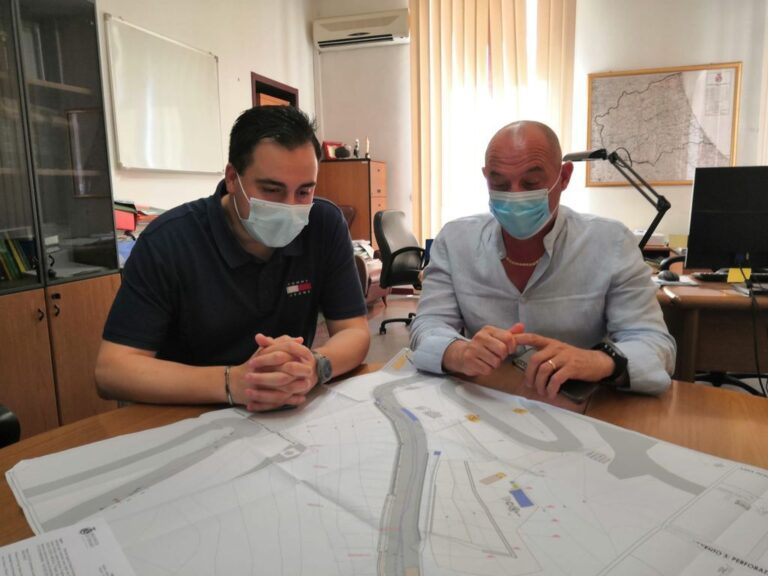 Castelli, riunione in Provincia per programmare l'intervento sulla Sp 36