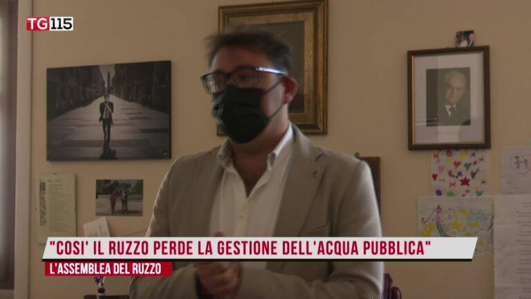 TG Web Abruzzo 22 luglio 2021 – R115 VIDEO
