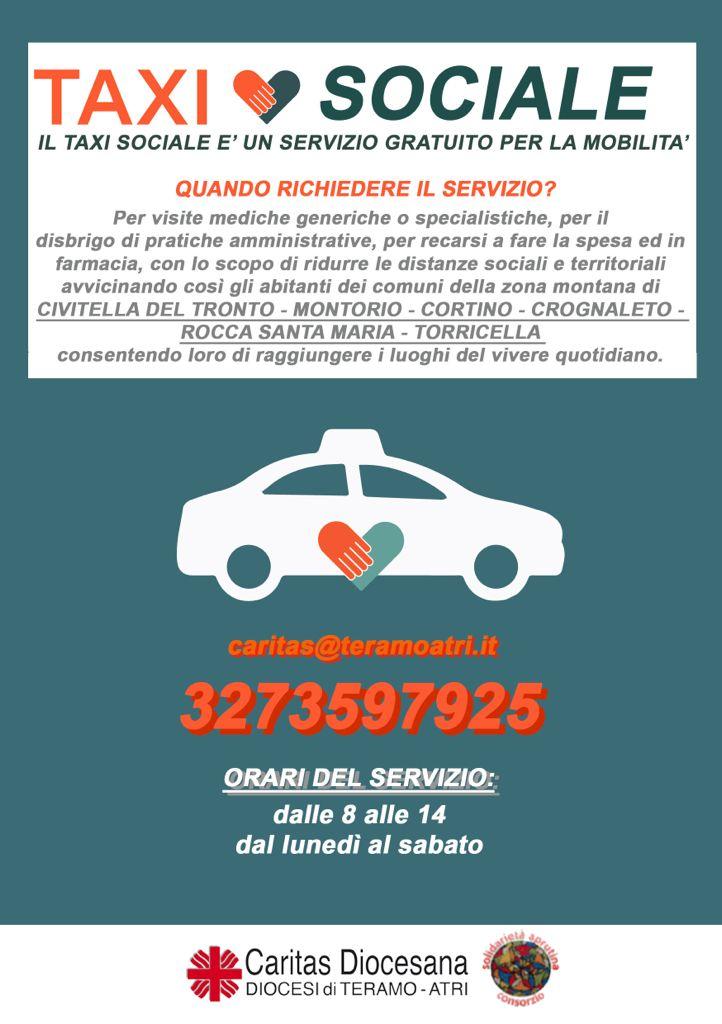 Taxi sociale, campus estivo e bomboniere solidali: i progetti della Caritas Teramo-Atri