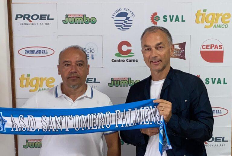 Franco Nardini è il nuovo allenatore del Sant'Omero