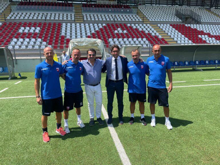 """Serie C, Federico Guidi si presenta: """"Voglio un Teramo protagonista"""""""