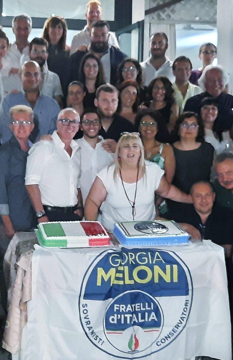 """Teramo, riunita la Federazione provinciale di Fratelli d'Italia: """"Un anno di crescita"""""""