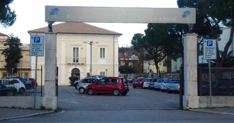 Pescara Nord: in ritardo i lavori al distretto sanitario-LE CHIUSURE