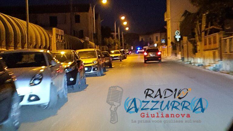 Giulianova, nuovo blitz alla Rocca