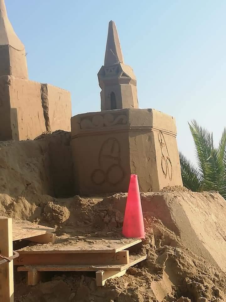 Giulianova, vandalizzati i castelli di sabbia
