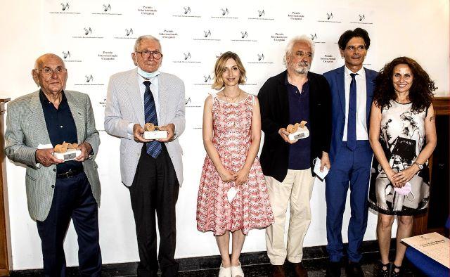 'Premio Cicognini': è andata in scena la festa della musica da film