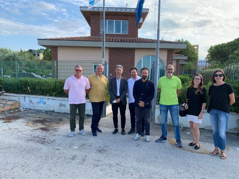 Giulianova, l'avvocato Fabio Di Serafino è il nuovo direttore dell'Ente Porto