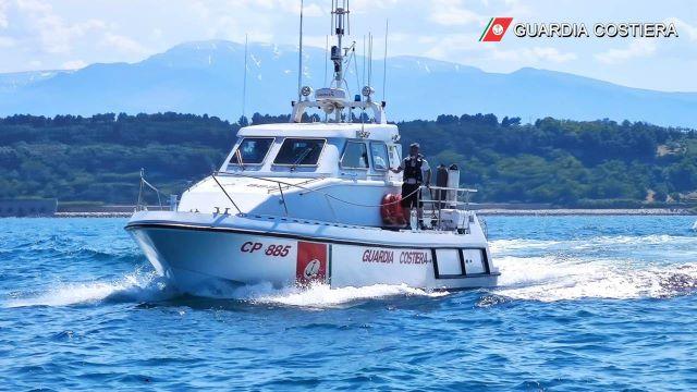 La Guardia Costiera di Ortona traccia un primo bilancio ad un mese dall'inizio dell'operazione Mare Sicuro
