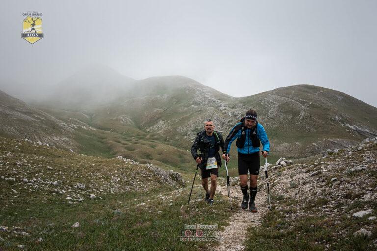 Ultra Trail Gran Sasso, 240 persone al via della prima edizione sul Gran Sasso FOTO