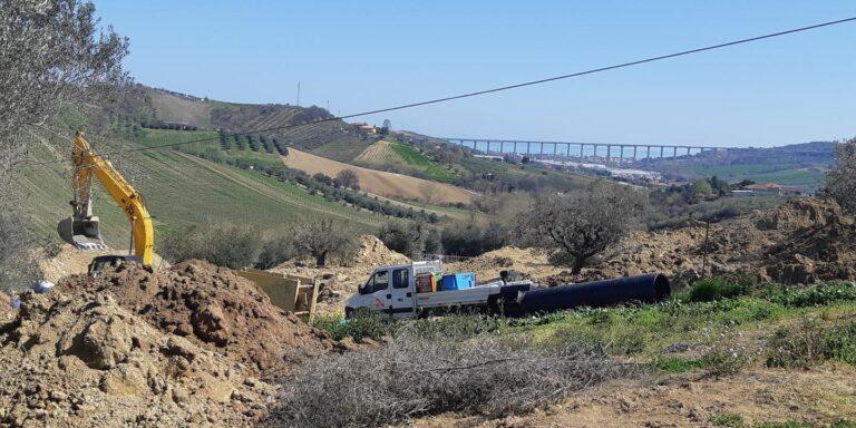 Tortoreto, ulteriori fondi (760mila euro) dalla Regione per la frana di Cavatassi