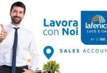 lavoro abruzzo sales account
