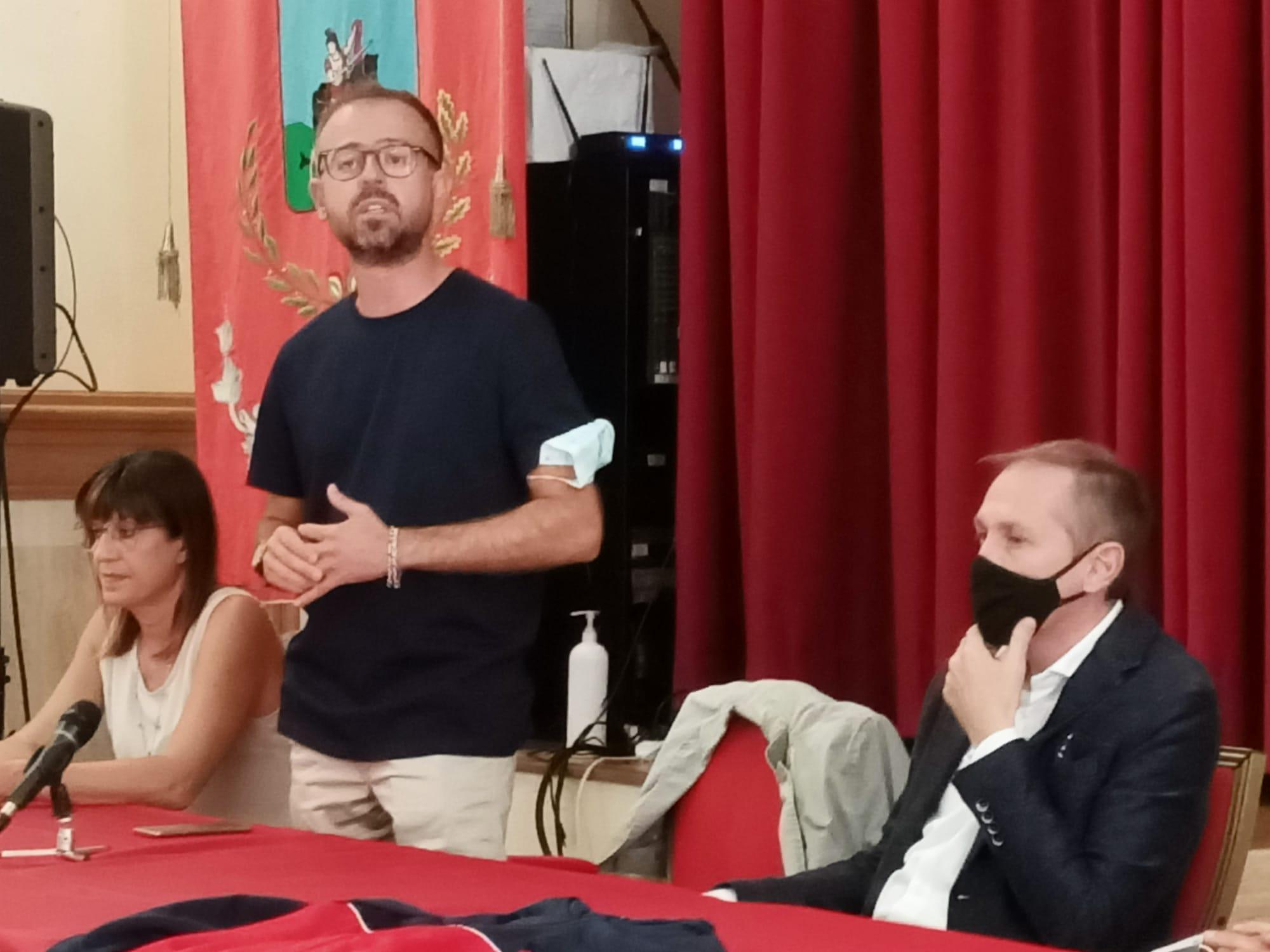 Nereto in serie D, il progetto di Luciano Bartolini: ecco perché il titolo è stato trasferito VIDEO