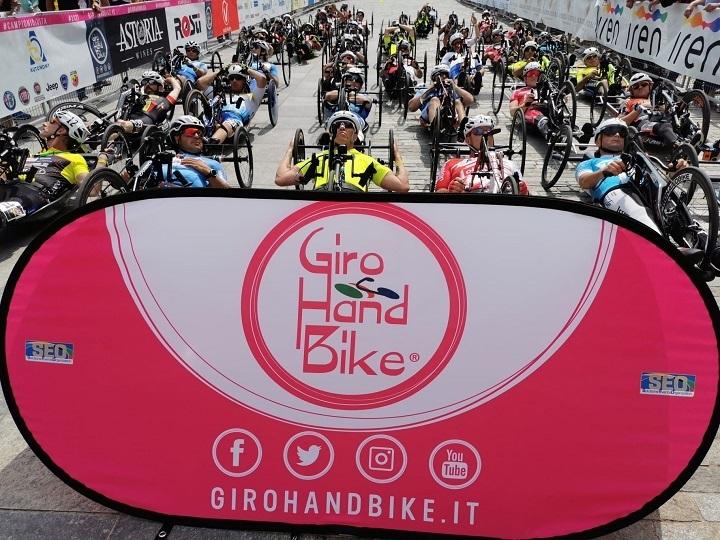 GiroHandbike 2021, Roccaraso pronta ad accogliere gli atleti per la terza tappa