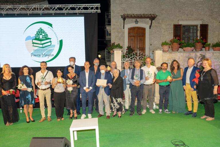Abbateggio, Premio Parco Majella: tutti i vincitori